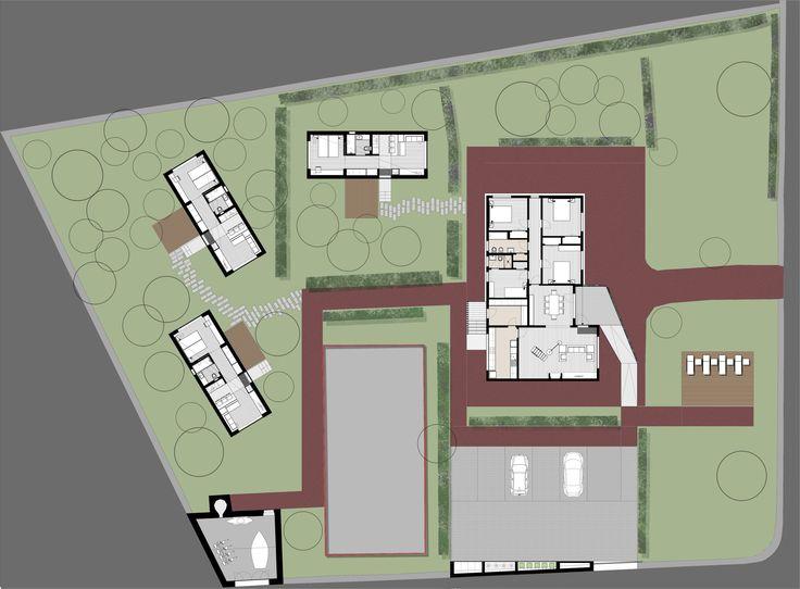 Imagen 15 de 21 de la galería de Bungalows. Siete Ciudades / M-Arquitectos. Planta