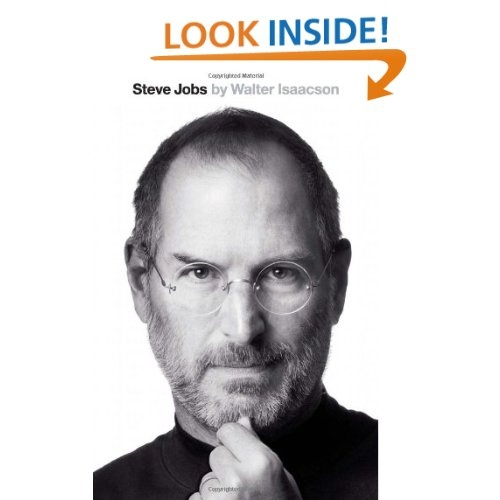 Amazon.com: Steve Jobs (9781451648539): Walter Isaacson: Books