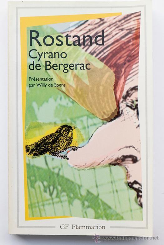Cyrano de Bergerac- Edmond Rostand (en francés)- El Desván de Bartleby C/.Niebla 37. Sevilla