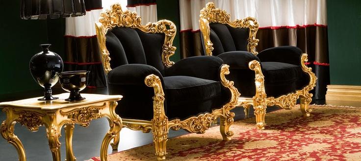 Italian Furniture | Classic.. a girl can dream