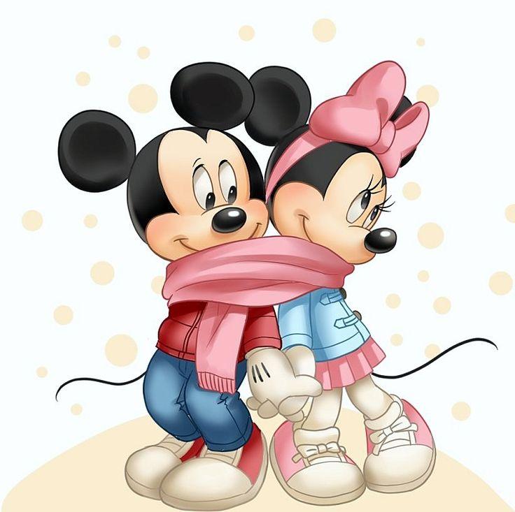 Top 25 ideas about mickey minnie on pinterest disney - Minni et mickey ...