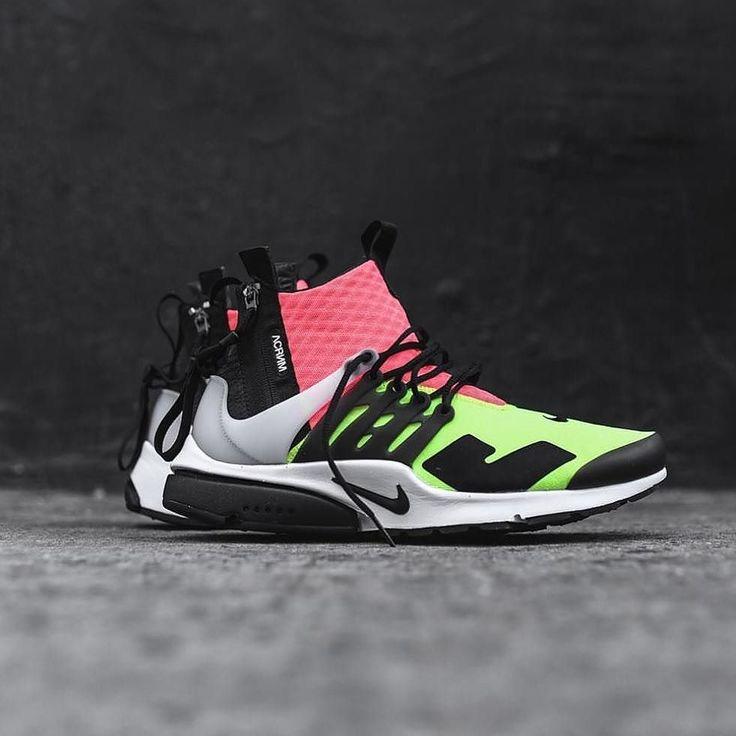 Nike Air Presto Mid Utility Men S Shoe India