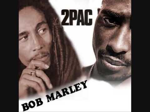 2pac ft. Bob Marley- Violent/ No More Trouble Remix - YouTube
