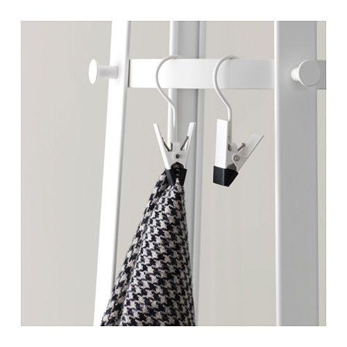 IKEAのタオルハンガーがおしゃれ商品集やレイアウト実例