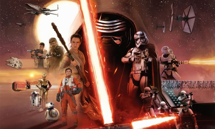 Star Wars: The Force Awakens – Movie Review - http://gamesack.org/star-wars-the-force-awakens-movie-review/
