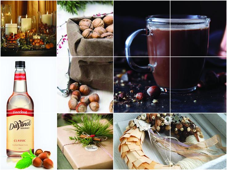 orzechowa kawa lub czekolada #chocolate #orzechy #peanut #winer #hothocolate #coffee