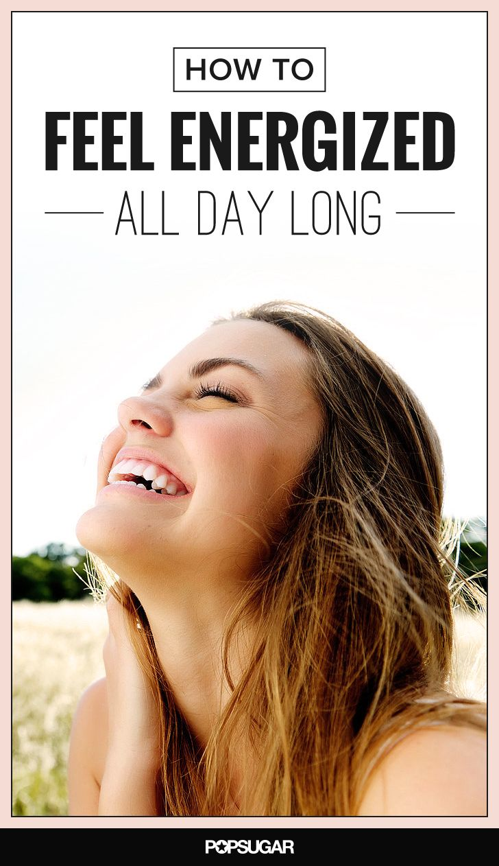 Life-Changing Tips For More Energy All Day