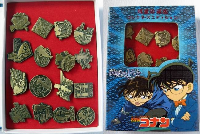 Detective Conan Pin CNPN8260