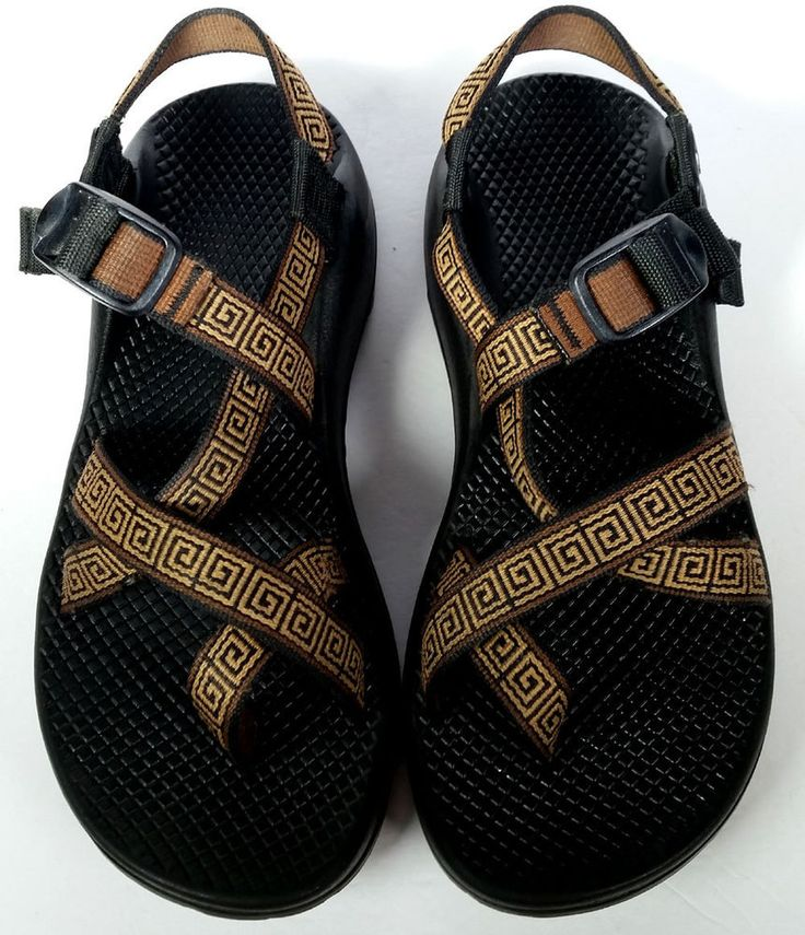 CHACO 8 SANDALS MADE IN COLORADO Brown Sport Sandals ZX/2 *PRIMO* Women Sz 8 #Chaco #SportSandals