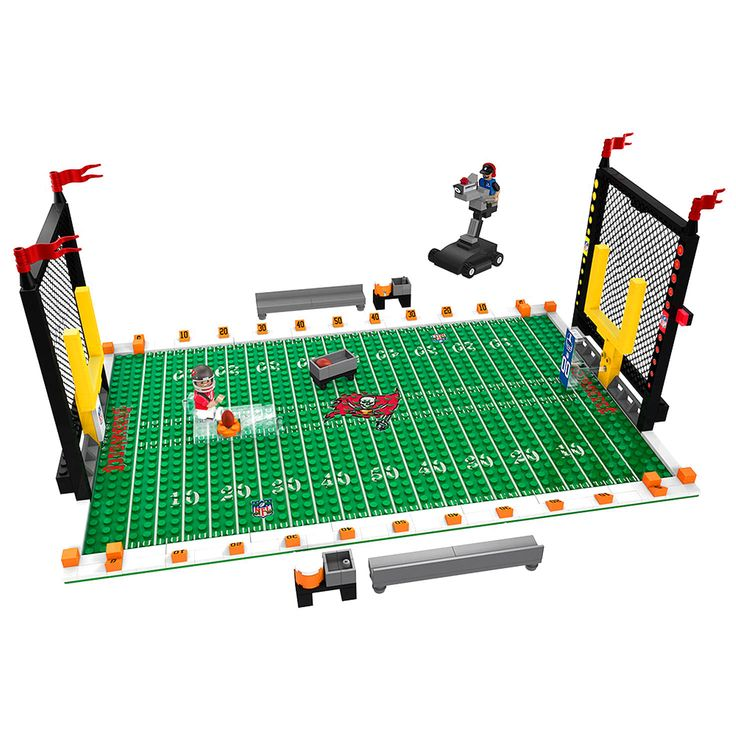 Tampa Bay Buccaneers OYO Sports NFL Game Time Set - $71.99