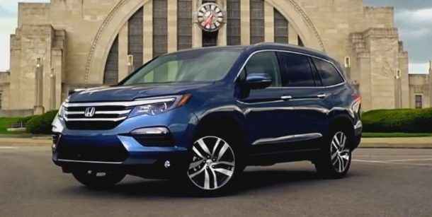 2017 Honda Pilot Review