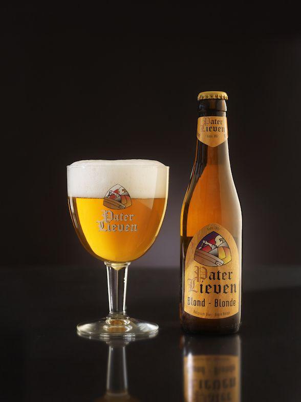 Pater Lieven Blond   Brouwerij Van den Bossche