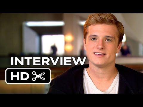 The Hunger Games: Catching Fire Interview - Josh Hutcherson (2013) HD