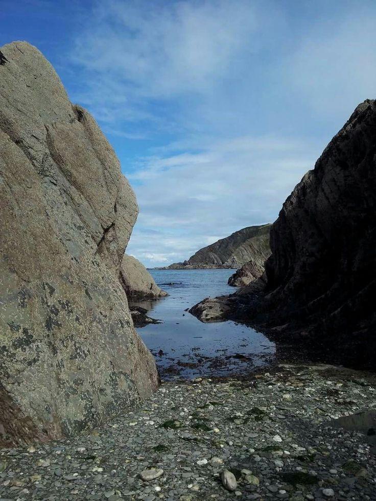 Lee Bay, North Devon