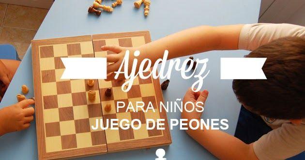 ¡Si, a los niños pequeños también les gusta jugar al ajedrez!     Quería enseñar a mis hijos a jugar al ajedrez, pero no sabía si er...