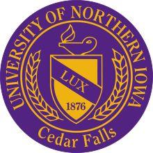 University of Northern Iowa Seal.svg