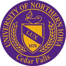 University of Northern Iowa Seal.svg