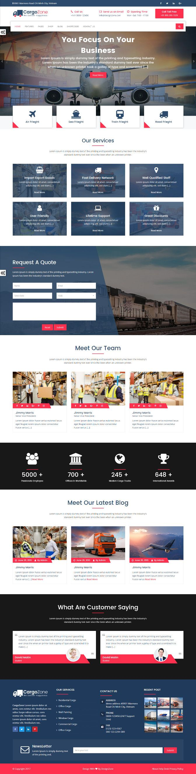 Multipurpose Website Html Template - Ready To Use  Meet our best premium multipurpose theme is specially designed for anyone and without having to spend hours on complexes coding. create customized beautiful layouts, designs individual settings in your timeframe.  #Cargo #Transport #Logistic #Multipurpose #ResponsivTemplate #Garder #Education #Health #Fitness