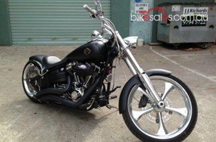 2011 Harley-Davidson Rocker C 1584 (FXCWC)