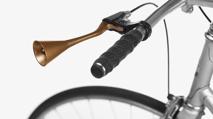 Studenti z ECAL navrhli chytré doplňky pro jízdní kolo