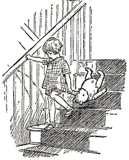CinnamonInk: Back to the days of Christopher Robin.