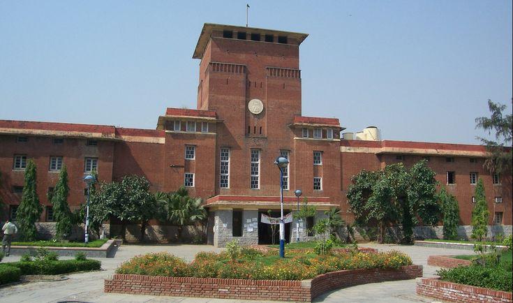 My Little World of Make up: Delhi University (Comparison) & Information