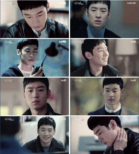 Lee Je Hoon in Signal #korean #drama