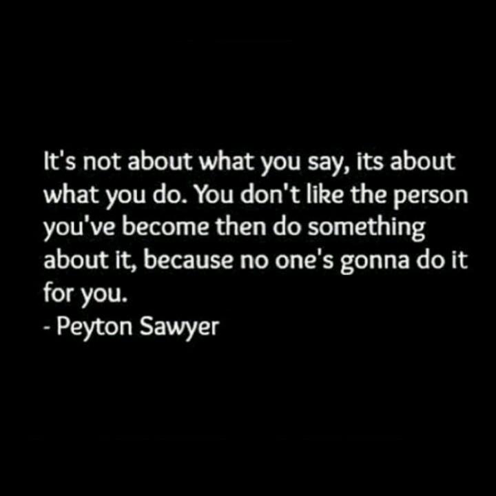 peyton sawyer (one tree hill)