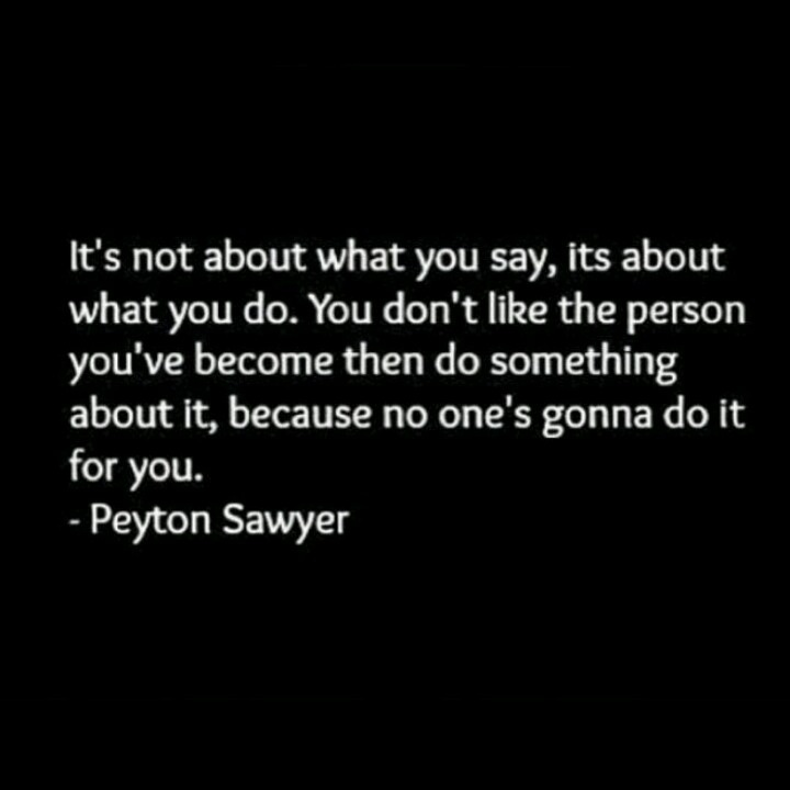 one tree hill more one tree hill quotes peyton peyton sawyer quotes ...