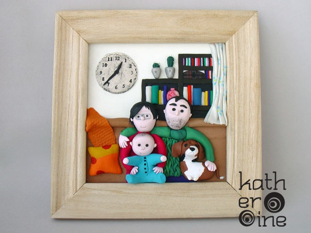 Wall Decor With Clay : Best images about polymer clay wall art on