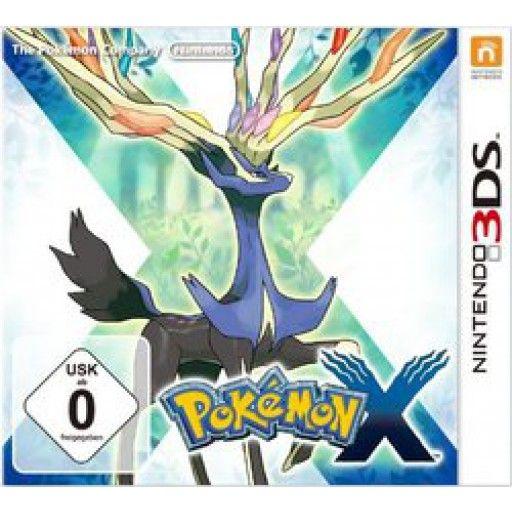Pokemon X  3DS in Rollenspiele RPG FSK 0, Spiele und Games in Online Shop http://Spiel.Zone