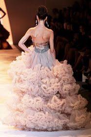 fashionWedding Dressses, Fashion, Romantic Wedding, Wedding Ideas, Gowns, Taylors Swift Dresses, Pink, Christian Siriano, Ruffles