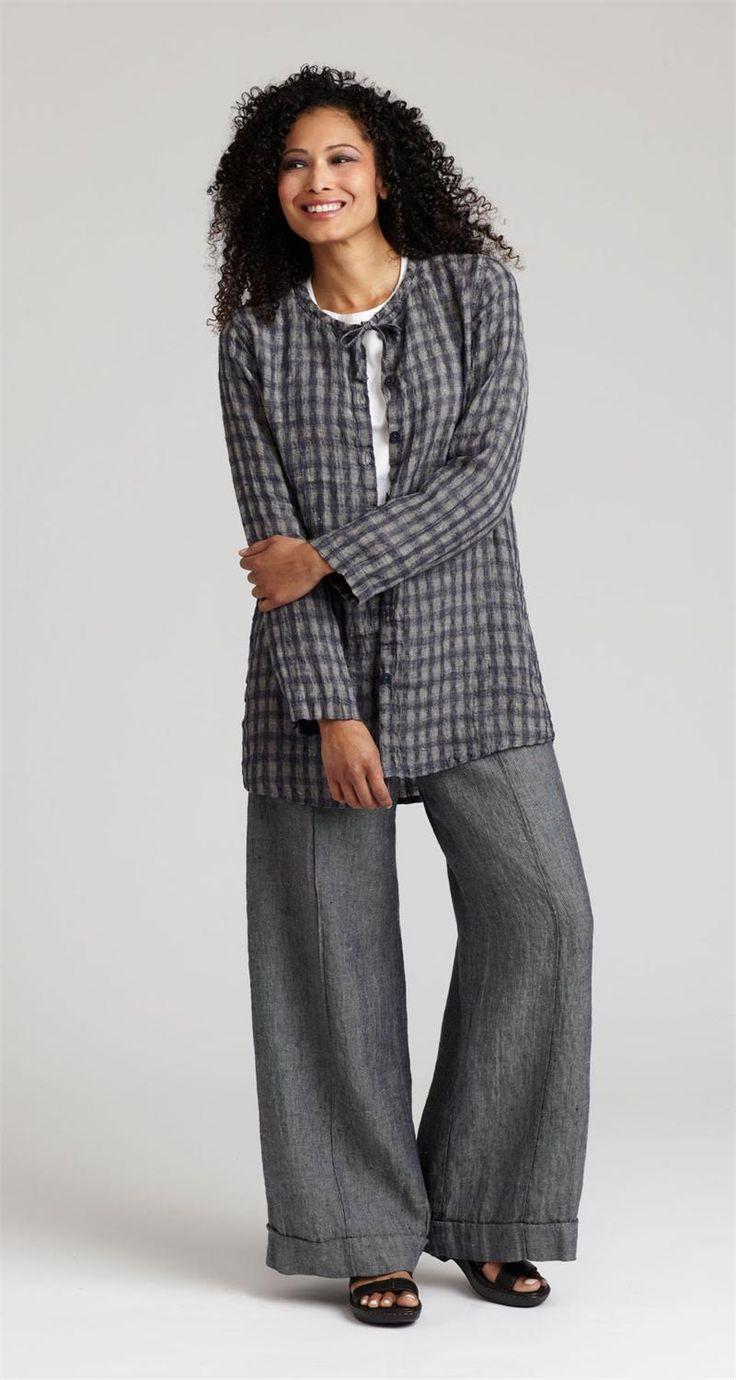 FLAX Traveler 2012 High Tail BlouseBaillies Bundles - Fashion for the  Mature Women