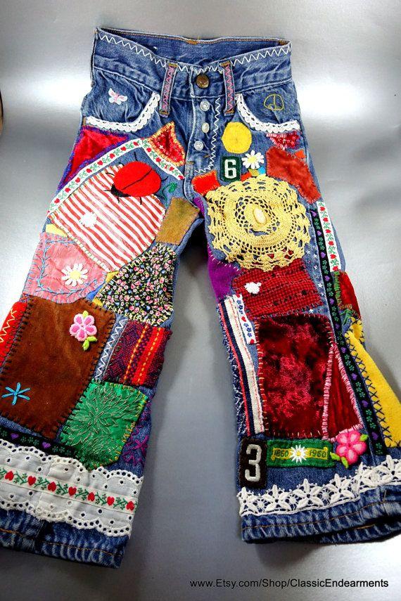 Kimono Patches