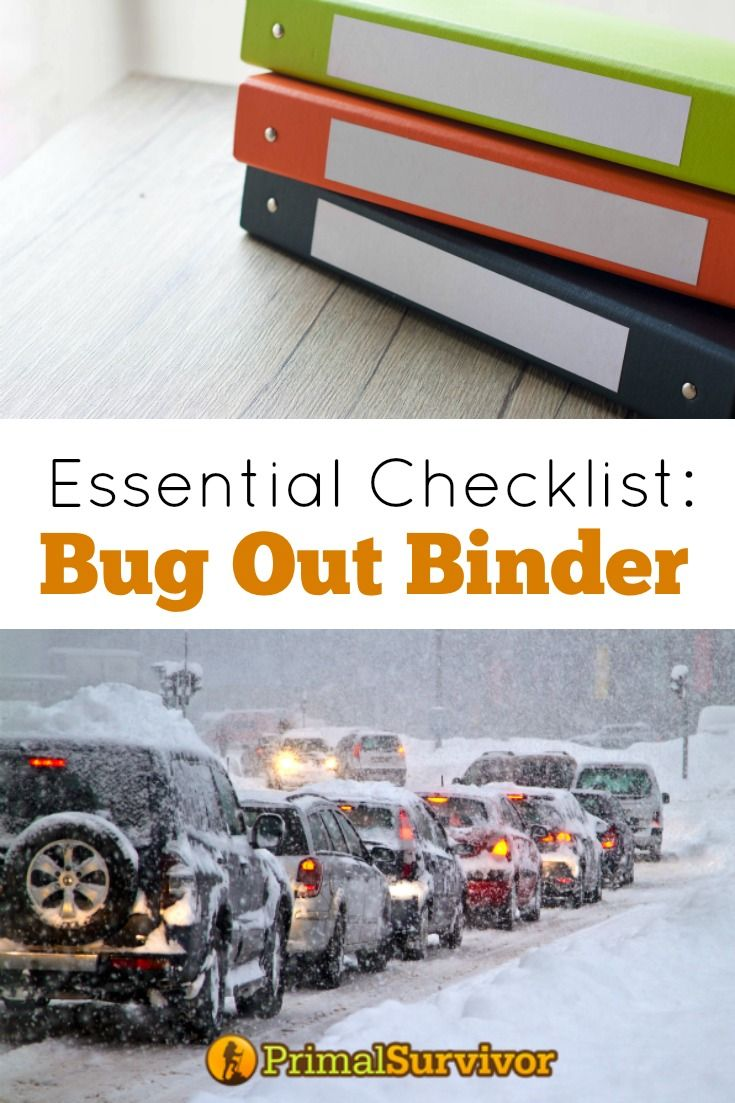 Whether you are a hardcore prepper or just concerned about disaster preparedness, there is something that you absolutely must have ready to go.  Sadly, this is also the one thing that most people fail to prepare.  It is an Emergency Bug Out Binder.