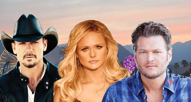Tim McGraw, Miranda Lambert and Blake Shelton are set to headline the Stagecoach Festival in 2015. The three day country music festival will take place April 24-26 at the Empire Polo Club in Indio,...