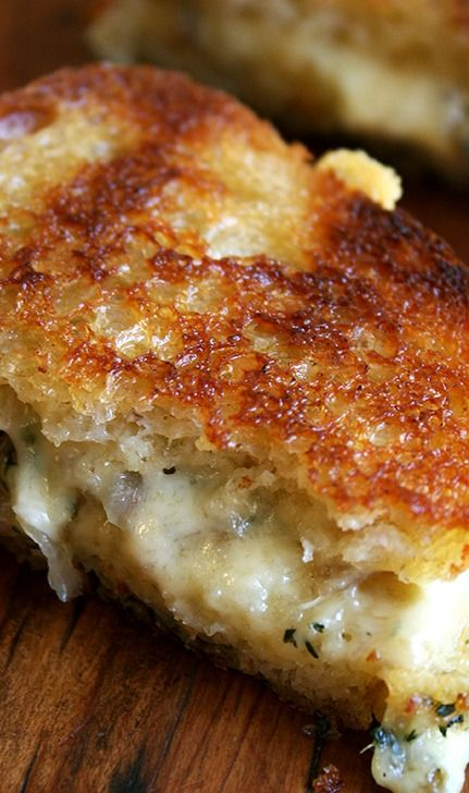 April Is National Grilled Cheese Month... The Best Grilled Cheese (1) From: Alexandra Cooks, please visit