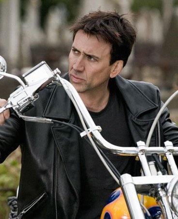 Nicholas Cage in Ghost Rider