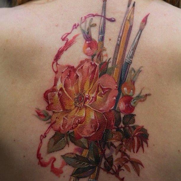 61 Best Images About Tattoo: 61 Best Images About Tattoo Artist: Dmitriy Samohin On