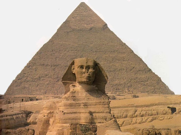 Without borders... The 100 most beautiful places in the world, Egypt