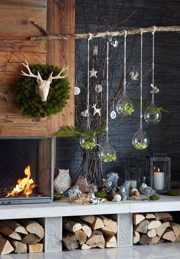 Collection Forêt enchantée. Une collection pleine de poésie pour décorer la maison aux couleurs de la nature. La magie des sous-bois est source d'inspiration ! botanic®