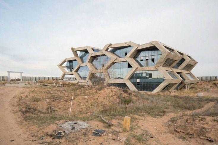 Ordos est une Ville Fantôme chinoise moderne (13)