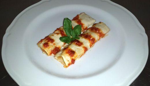 Cannelloni all'italiana - Le ricette di CucinacoNoi