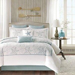 Harbor House 4-Piece Maya Bay Queen Comforter Set