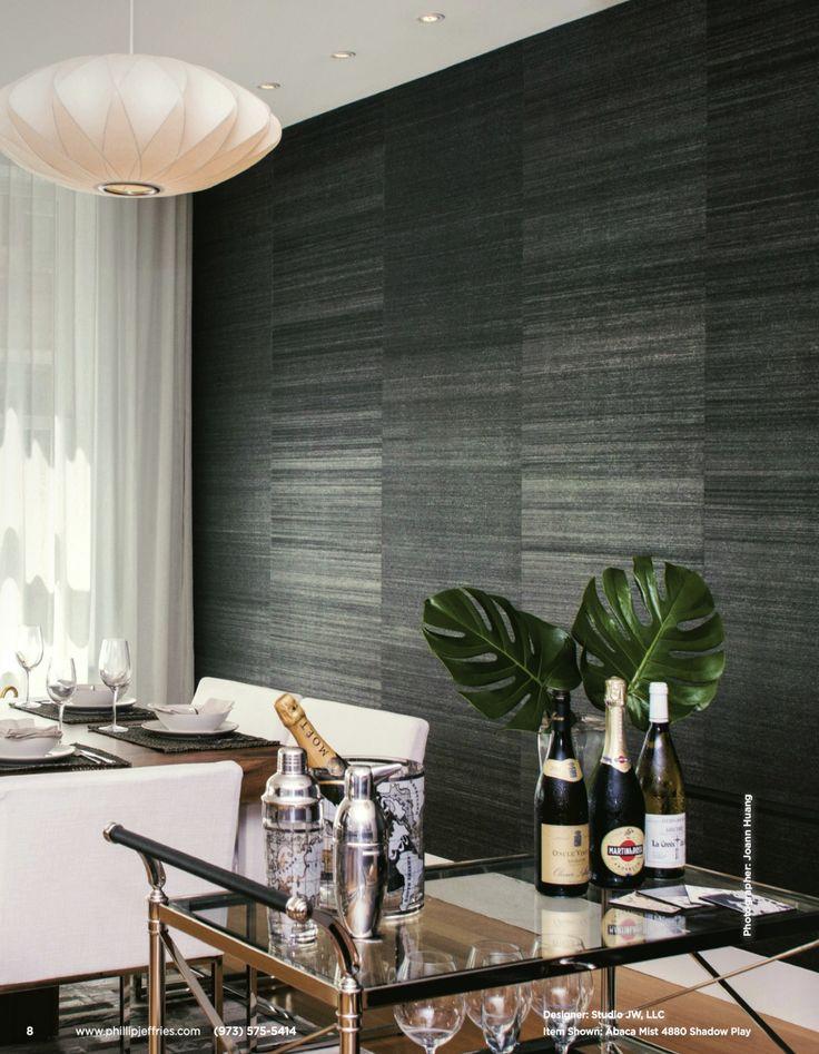 Phillip Jeffries Wallpaper | Green wallpaper, Wallpaper ...