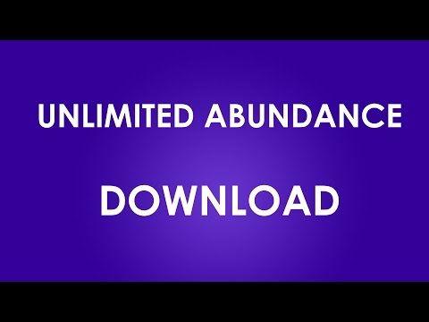 Unlimited Abundance Download - Christie Marie Sheldon Download http://youtu.be/69HFTCu4dQs