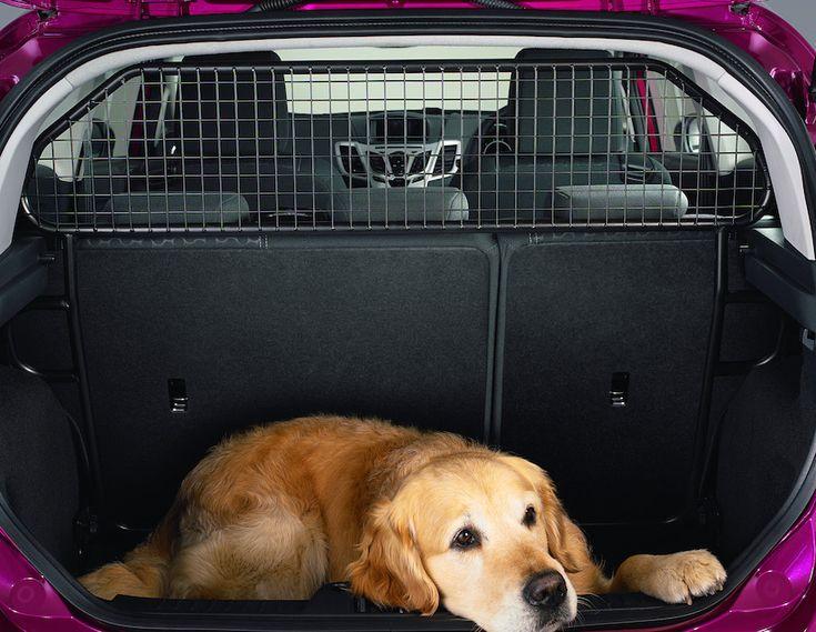 Ford Fiesta - Griglia divisoria per trasporto animali (mezza altezza)