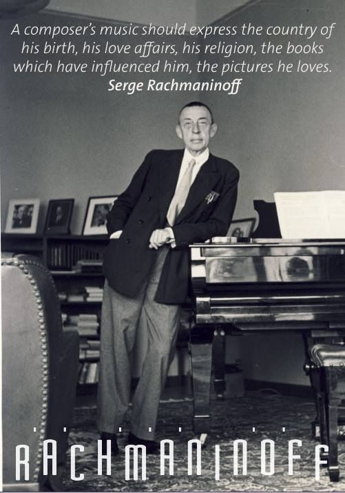 Rachmaninoff performs Piano Concerto #2. Return To The Blue Door. http://www.amazon.com/Return-Blue-Door-Trilogy-Book-ebook/dp/B00EFZHXGA/