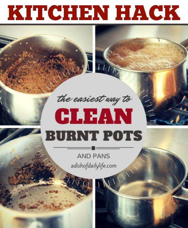 clean burnt pots cleanses and pots on pinterest. Black Bedroom Furniture Sets. Home Design Ideas