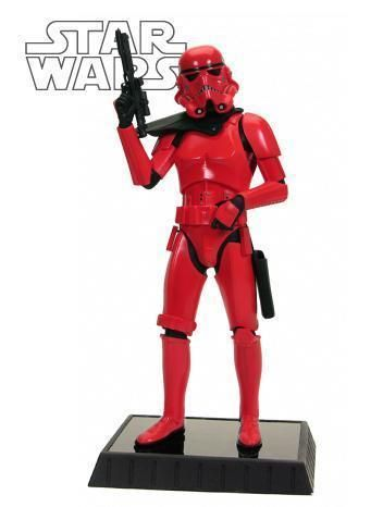 Star Wars Magma Stormtrooper statue by Gentle Giant